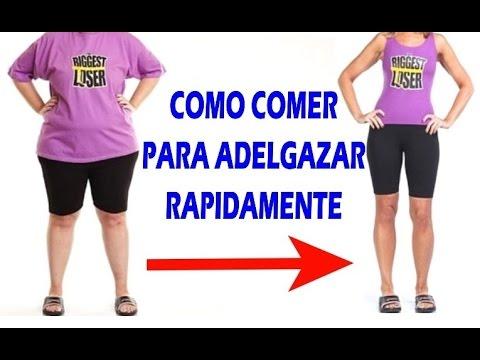 TRUCOS PARA ADELGAZAR RAPIDO  Mira como adelgazar sin hacer dietas y mantener el peso.