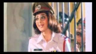 SP Parasuram: 'Cop' Sridevi arrests Chiru