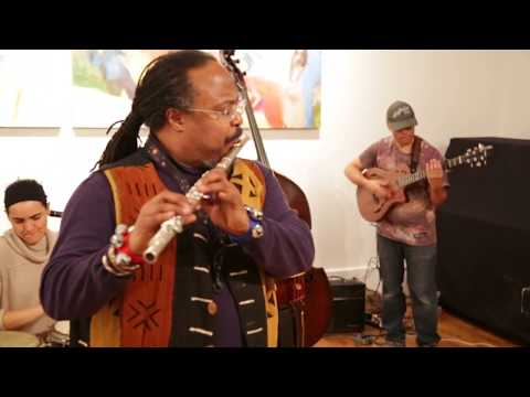 Ras Moshe Ensemble - Not A Police State / Arts for Art - January 4 2017