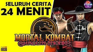 Video Seluruh Alur Cerita Mortal Kombat Shaolin Monks Hanya 24 MENIT - Mortal Kombat Series MP3, 3GP, MP4, WEBM, AVI, FLV Februari 2019