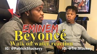 Download Lagu Eminem - Walk On Water ft. Beyoncé - REACTION Mp3