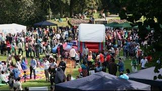 Eid in the Garden 2014, organised by Aberdeen Muslims