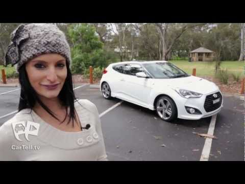 Hyundai Veloster Turbo 2013 Review