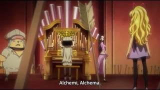 Cancion de One Piece Heart of Gold  que bella cancion T_T....