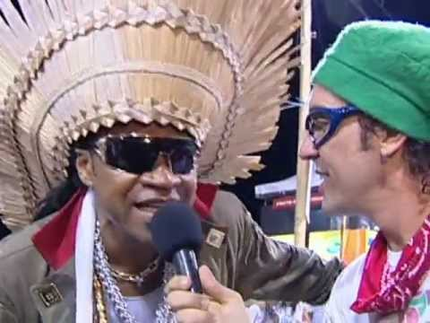 Pipocão Guarana Antartica com Carlinhos Brown!