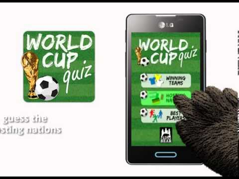 Video of Football World Cup Quiz