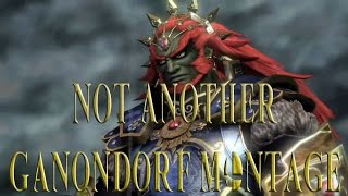 Found this Smash Montage: Not Another Ganondorf Montage!