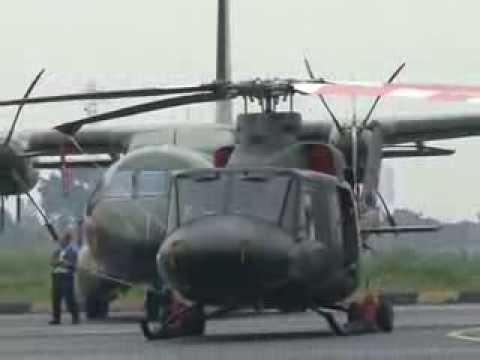Panglima TNI Saksikan Penyerahan Pesawat PTDI kepada Kemhan