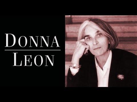 Interview met Donna Leon