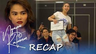 Video Ngayon At Kailanman Recap: Roxanne's jealousy over Inno and Eva's relationship MP3, 3GP, MP4, WEBM, AVI, FLV November 2018