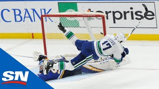 Vancouver Canucks vs. St. Louis Blues | FULL Shootout – Oct. 17, 2019 by Sportsnet Canada
