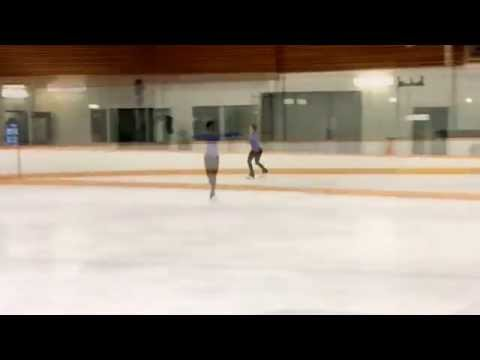 Edges 1.2 - Simple Turns - Freeskate Warm Up and Foundational Edge Enhancement for Figure Skaters (видео)