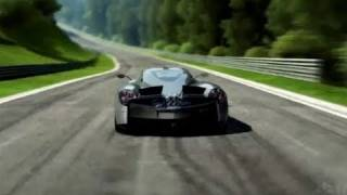 Need For Speed Shift 2 Unleashed: Pagani Hyuayra