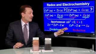 Redox And Electrochemistry