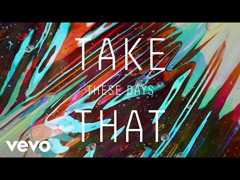 Napi ajánlat: Take That - These Days