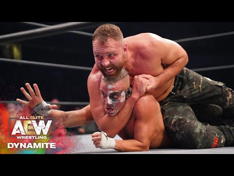 #AEW DYNAMITE EPISODE 8: JON MOXLEY VS DARBY ALLIN SEE HOW IT ENDED!