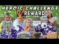 Real Heroic Challenge Mega Reward - 6 Rare Purple Skylanders Giants - Contest Coming Soon! EB WB LR
