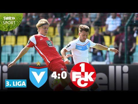 3. Liga: Schockmoment beim Spiel des FCK bei Viktoria Berlin | SWR Sport