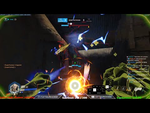 Overwatch Rollout Doomfist God GetQuakedOn Tough Times For Doomfist Mains Vol. 65