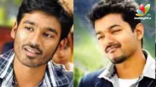 Vijay and Dhanush urge to remake Ugramm Kannada block buster movie   Hot tamil cinema news