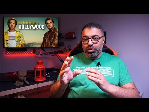 "مراجعة فيلم ""Once Upon a Time in Hollywood"" بالعربي 