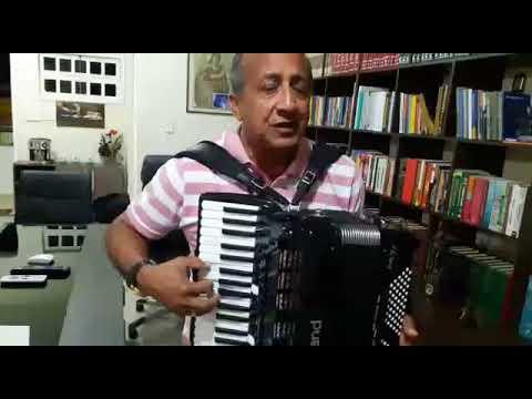 Ednaldo Fonsêca - O Juiz Sanfoneiro - CORAÇÃO EM PEDAÇOS