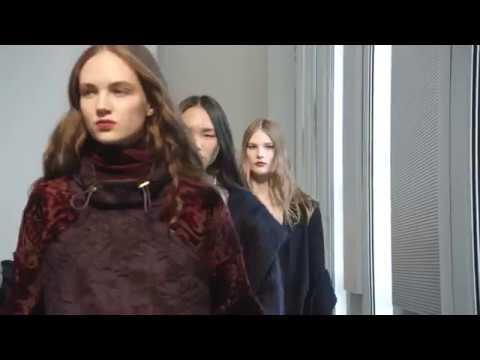AGNONA   Fall Winter 2018/19 Full Fashion Show Video видео