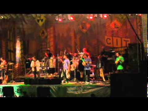 Festival da Amizade - Muniz Freire 2011 - Show Jeito Moleque