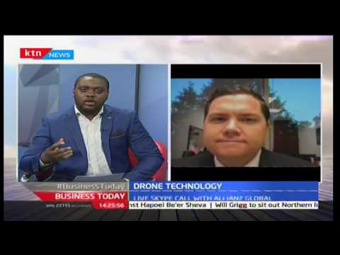 Business Today: Examining risks associated with drones, 30/9/2016