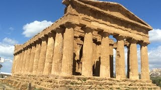 Agrigento Italy  city photos : Valley of the Temples, Agrigento, Sicily, Italia