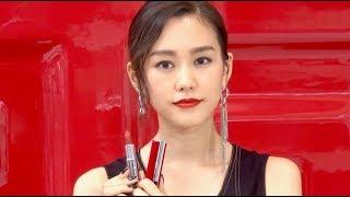 桐谷美玲が美の秘訣やセルフメイク術を語る!ルージュ・ジバンシイ ファクトリー発表会映像