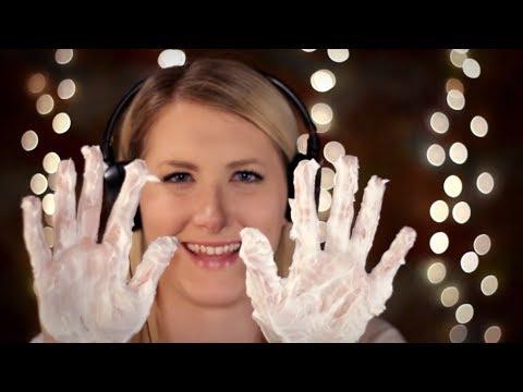 Raw Tingles: Shaving Cream, Goozerk, Gelcap Vitamins - Binaural ASMR - Soft Spoken, Foamy, Tapping