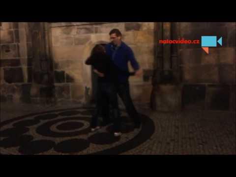 Valčík v Praze pod orlojem
