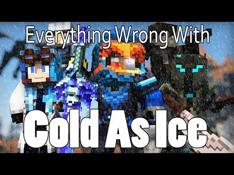 Everything Wrong With Cold As Ice In 8 Minutes Or Less