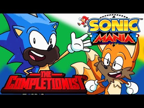 Sonic Mania: The Sonic Redemption | The Completionist
