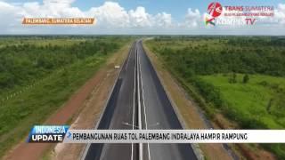 Video Tol Palembang Indralaya Siap Beroperasi saat Mudik Lebaran MP3, 3GP, MP4, WEBM, AVI, FLV Desember 2017
