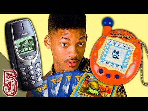 5 cose tipiche di chi è cresciuto negli anni '90
