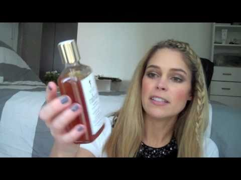 rahua shampoo - This is a review on the 100% natural hair care line, Rahua by Amazon Beauty. There are five products in this line--a shampoo, conditioner, finishing treatmen...