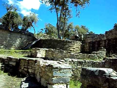 Conoce la impresionante fortaleza de Kuélap