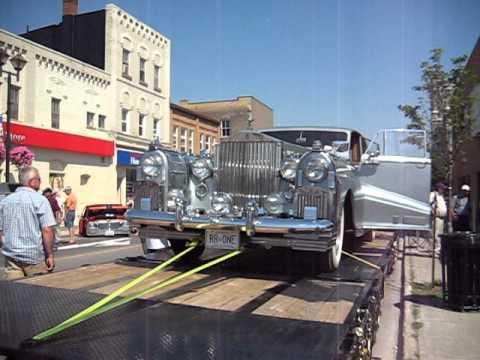 1954 Rolls Royce Custom- For Sale