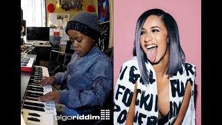 Video Cardi B - Be Careful Beat Creation By 6 Year Old DJ Arch Jnr Using Logic Pro MP3, 3GP, MP4, WEBM, AVI, FLV Juli 2018