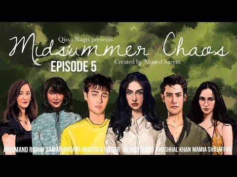Midsummer Chaos   Last Episode   Web-Series
