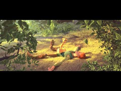 Детский мультфильм - Легенда викингов. (видео)