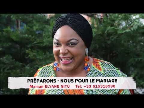 maman nitu conseil pour le mariage