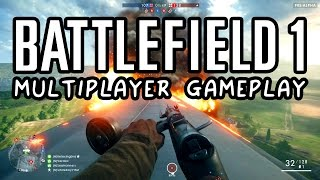 BATTLEFIELD 1 - Early Access Multiplayer Gameplay