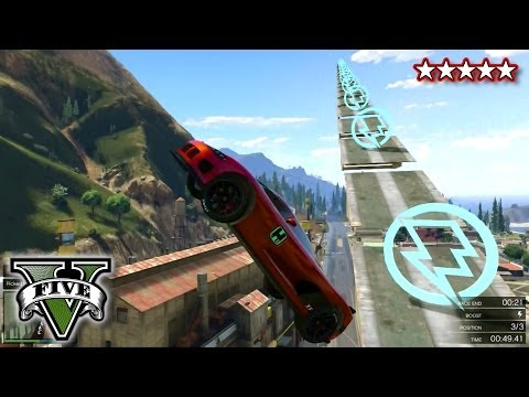 5 - GTA 5 Fun Races LiveStream - (50 Story Ramp GTA V) ▻HikePlays - http://www.youtube.com/subscription_center?add_user=HikePlays ▻HikeTheGamer - http://www.yout...