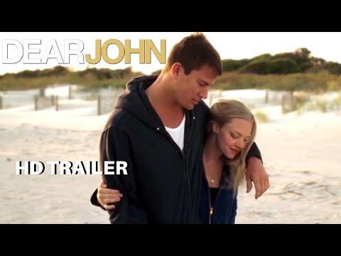 DEAR JOHN (2010) Trailer #1 - Channing Tatum - Amanda Seyfried