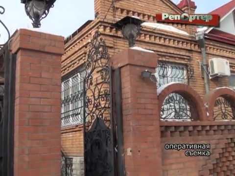 Судебные приставы выселили из дома незаконно проживающих там цыган (видео)