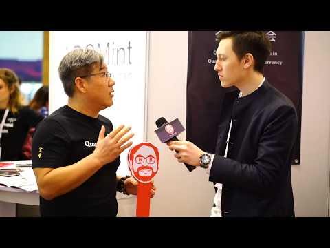 Interview/ Jintai Ding - PQCASH, Director【Money20/20】