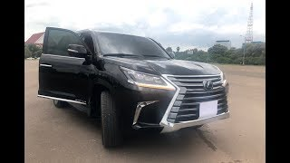 New LEXUS LX570 SportPlus | The best Luxurious SUV Review